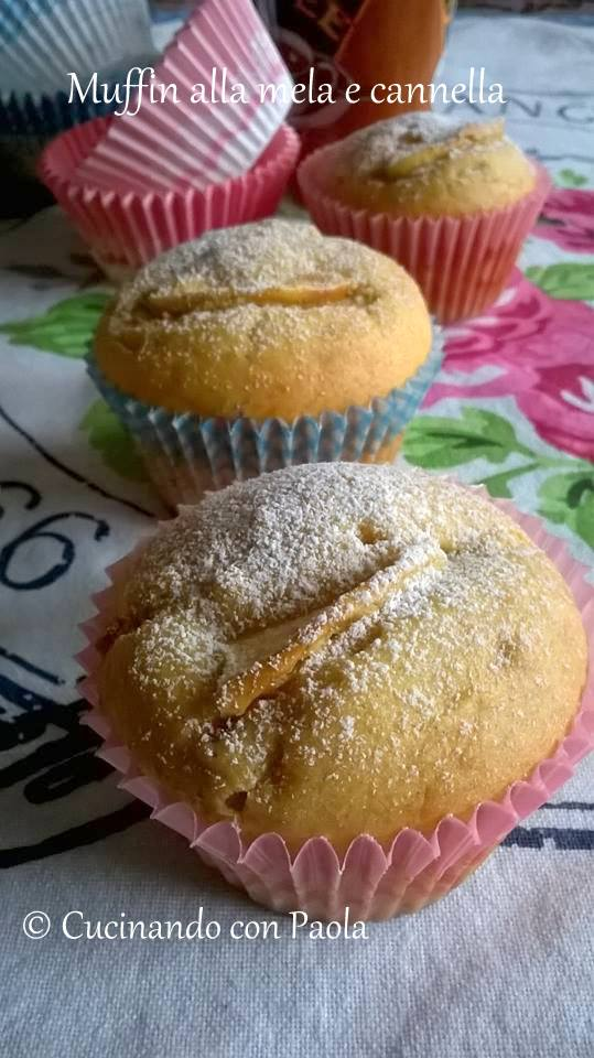 muffin presentazione