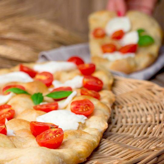 Semilavorato per Pizza ai Grani Antichi