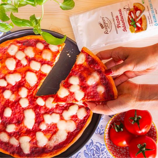 Preparato per Pizza istantanea Tipo 2
