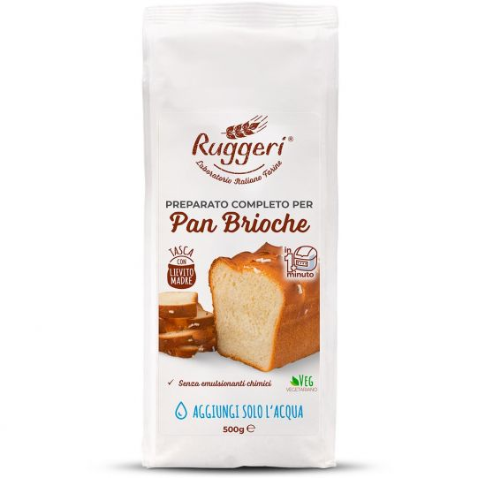 Pan Brioche Bread Mix