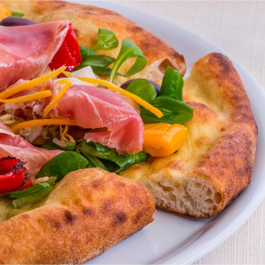Salus functional pizza mix