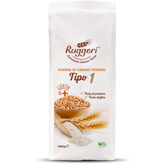 Type 1 Wheat Flour