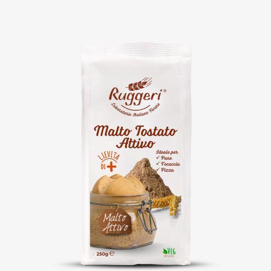 Malto Tostato Attivo - Sacchetto Polietilene - Scadenza Breve