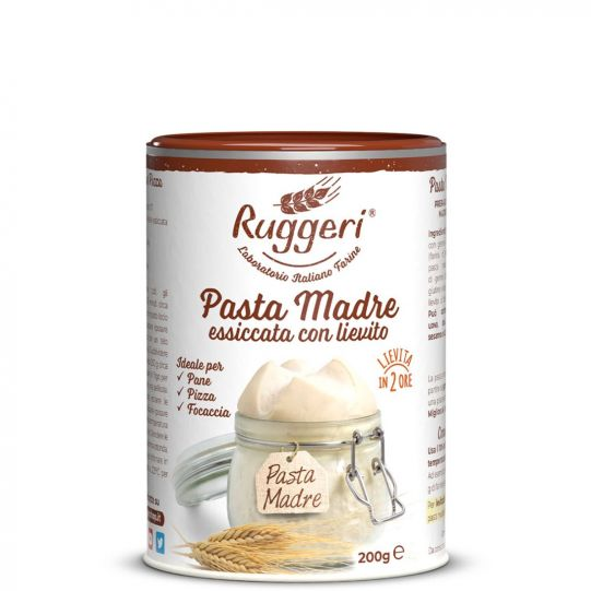 Pasta Madre Essiccata con Lievito - Barattolino