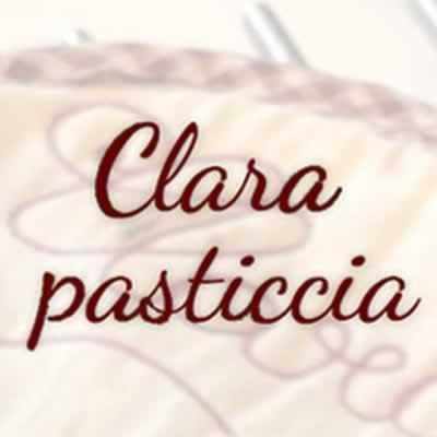 Clara pasticcia