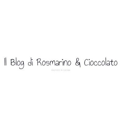 Rosmarino e cioccolato