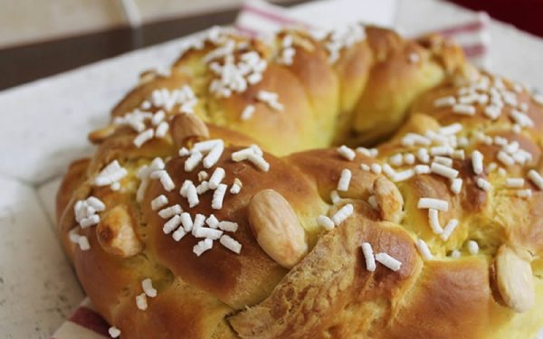 Treccia dolce | Pasta Madre Essiccata Ruggeri