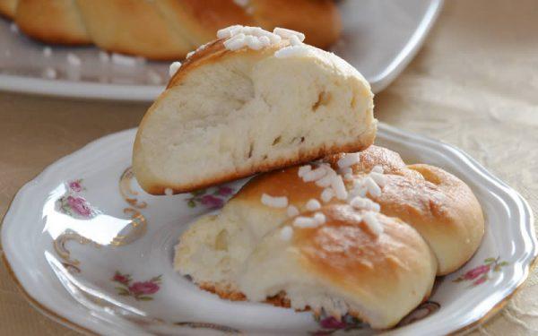 Brioche al latte di riso senza uova | Arifa Farina Bio e Pasta Madre Essiccata