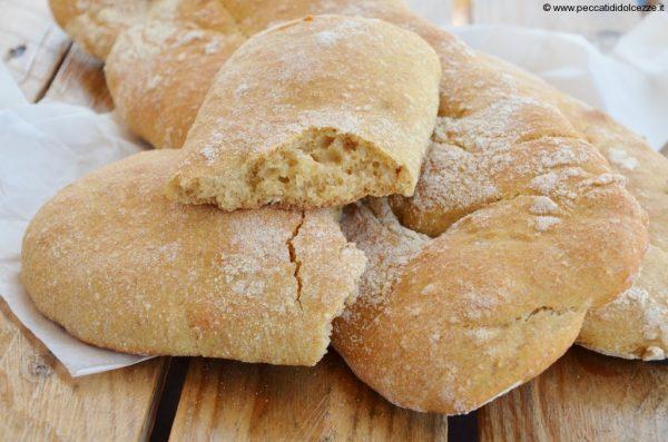 Pane Veloce Al Grano Duro | Semola di grano duro Ruggeri
