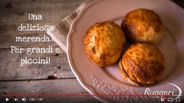 Video tutorial, preparazione Pan Brioche