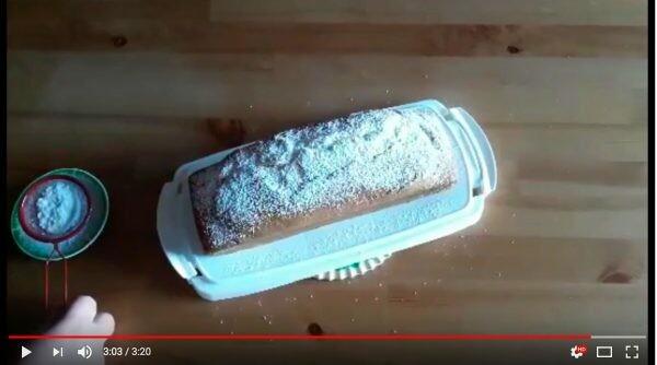 Plumcake semplice allo yogurt Ricetta Bimby