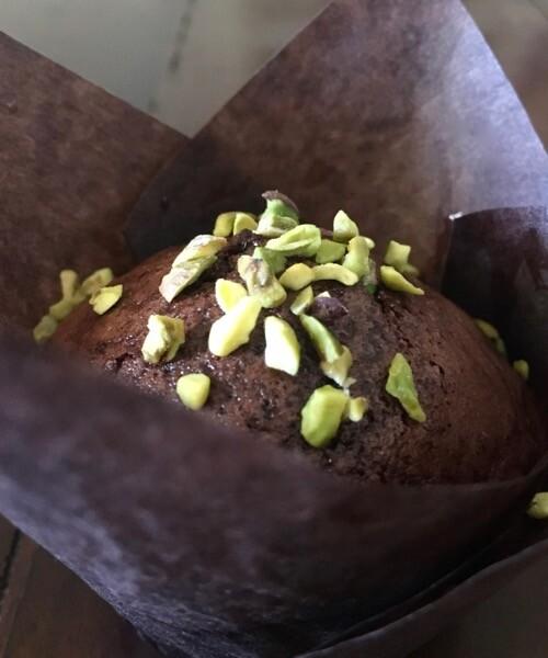 Muffin al cacao | Preparato Dolce Paradiso al cacao Ruggeri
