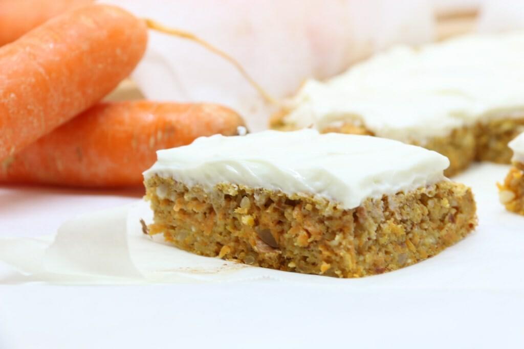 Carrot cake   Arifa Farina Bio