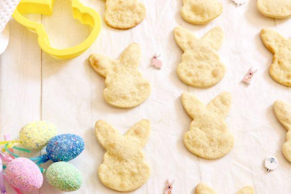 Bunny Cookies di Pasqua | Farina di Farro Spelta