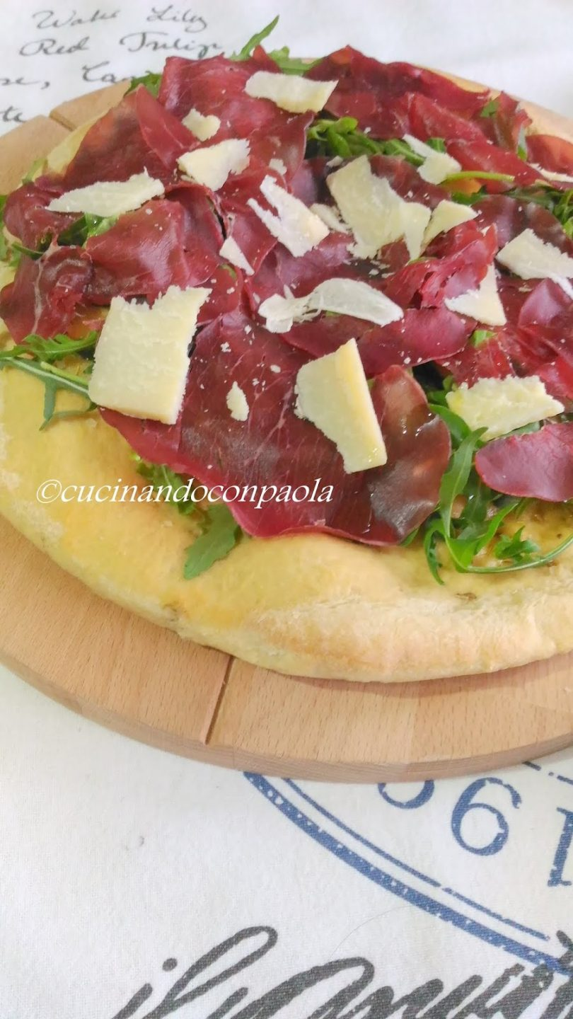 Pizza light e salutare|Pizza Funzionale Salus