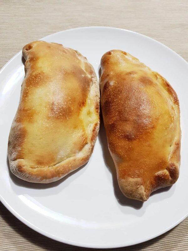 Cartocciate Catanesi fatte in casa | Pasta Madre Essiccata con Lievito