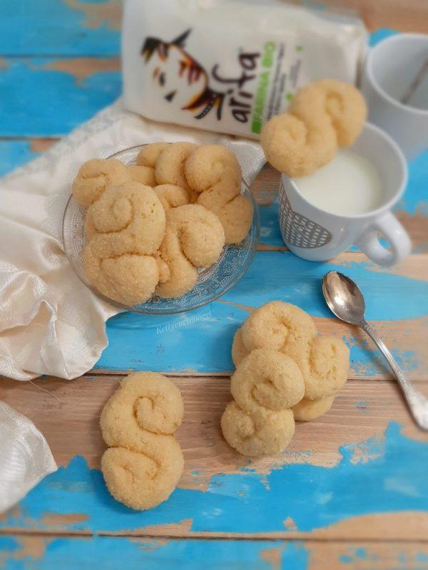 Biscotti da inzuppare allo yogurt | Arifa Farina Bio