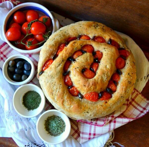 Focaccia Ritorta | Preparato per Pizza Grani Antichi