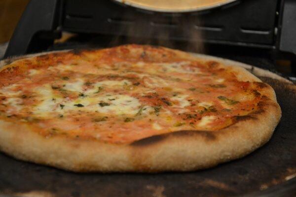 Pizza veloce fatta in casa | Pizza Istantanea con Farina Tipo 2