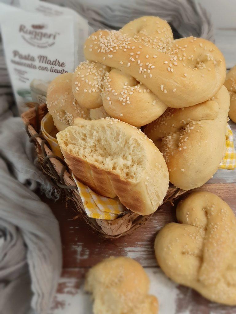 Mafalde siciliane con pasta madre secca | Pasta Madre Essiccata Ruggeri