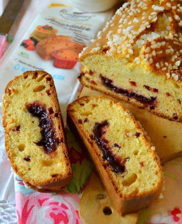 Plumcake ai frutti di bosco | Amordolce frutti di bosco