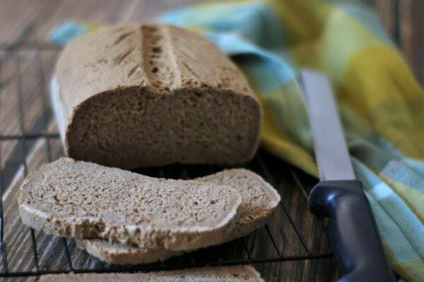 Pane nero alla segale | Farina di Segale