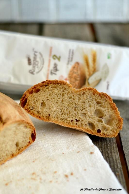 Pane tipo 2 | Farina di grano tenero tipo 2