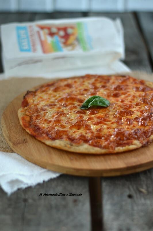 Pizza light e proteica | Pizza Funzionale Salus
