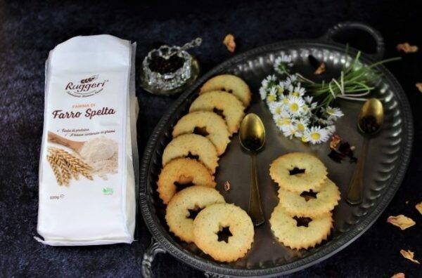Biscotti al pepe | Farina di Farro Spelta